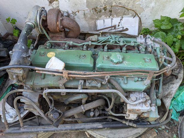 Мотор на Volvo fl6