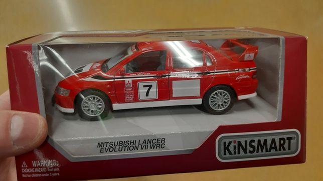 Машинка колекційна Kinsmart, метал