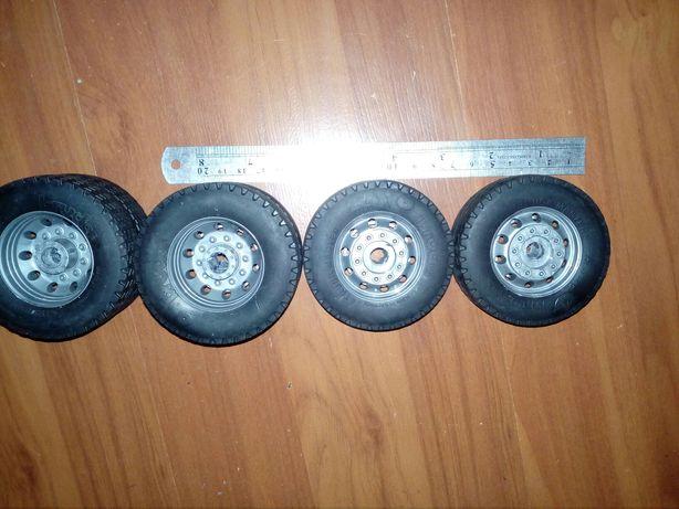 Колеса на грузовикTamiya/Колеса Bruder М 1:14/Колеса грузовика RC.