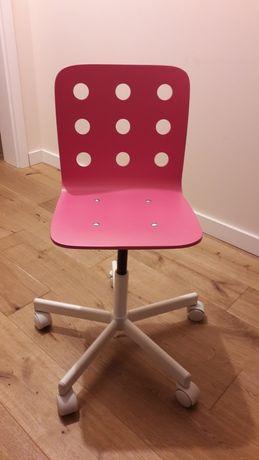 Dziecięce krzesło obrotowe JULES IKEA