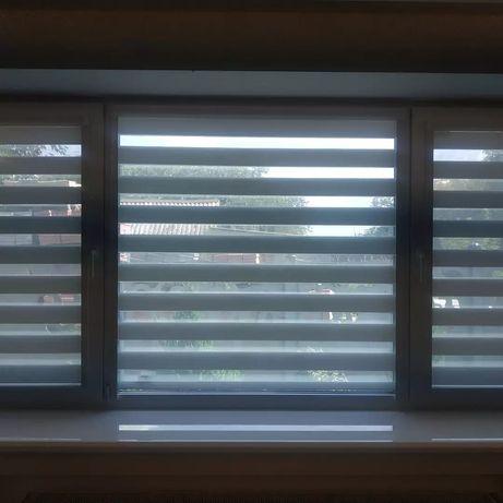 Окна, двери, роллшторы, жалюзи, тканевые день ночь