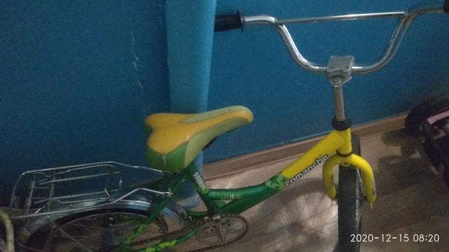Велосипед под ремонт