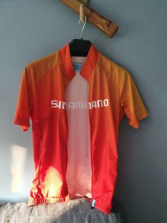 Koszulka rowerowa shimano M MAŁO UŻYWANA