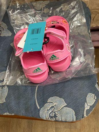 Sandałki dla dziewczynek