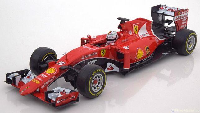 Model 1:18 Bburago Ferrari SF15-T S. Vettel 2015