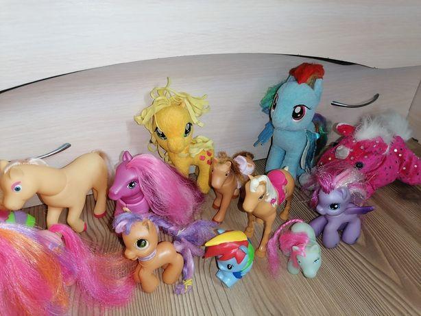 Игрушки пони для девочек