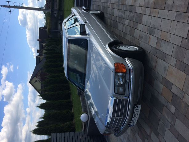 Mercedes W126 S500 V8 stan kolekcjonerski oryginalny przebieg 289tys