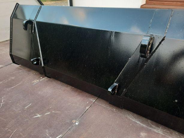 Łycha szufla łyżka do tura nowa wytzymały lemiesz transport