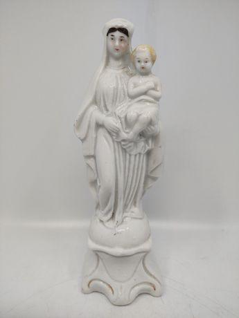 Figurka Maryi i Dzieciątka, XIX w.
