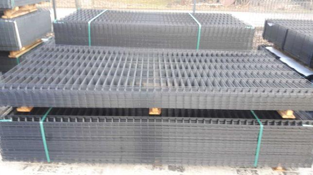 Panel ogrodzeniowy 2500x1530 mm fi 4 oc+RAL