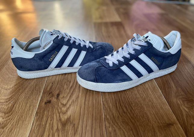 Adidas Gazelle - кроссовки кеды мужские размер 43-44 27,5-28см