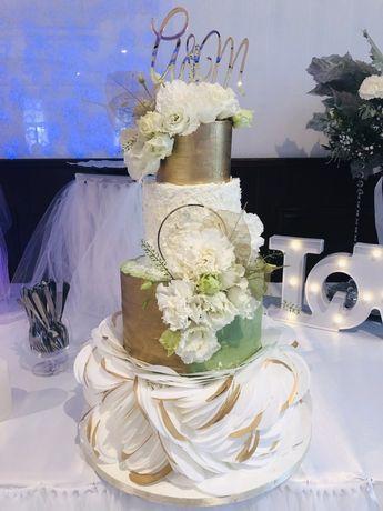 Torty weselne,urodzinowe