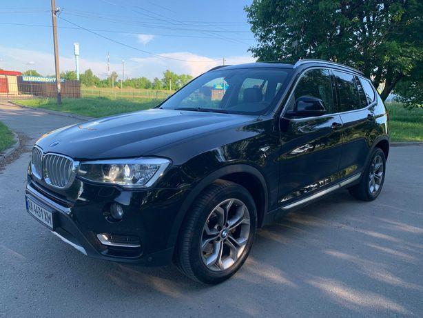 BMW X3 20d X-Drive 2016 Oficial