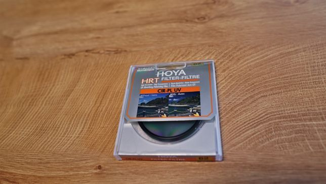 Filtr polaryzacyjny HOYA HRT