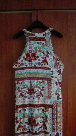 Długa sukienka H&M r. S/M