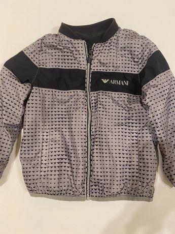 Куртка двухсторонняя Armani оригинал