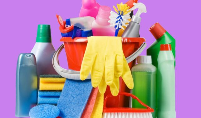 Limpezas Gerais.