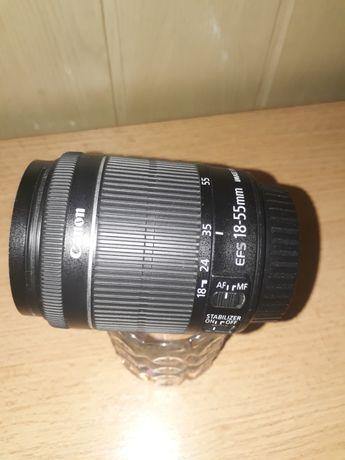obiektyw Canon 18-55