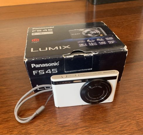 Maquina Fotográfica LUMIX Panasonic DMC - XS1