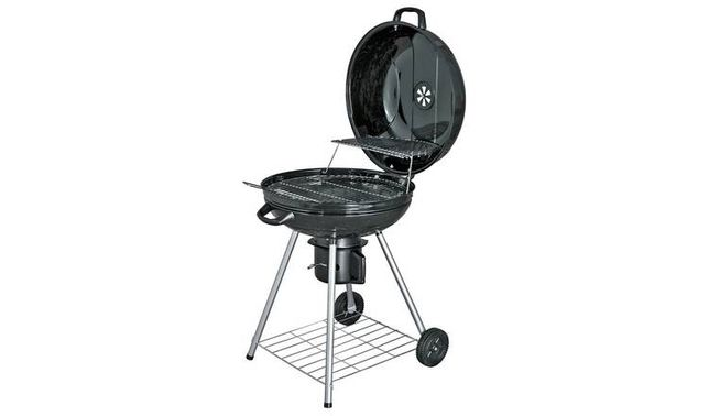 Grill charcoal bbq
