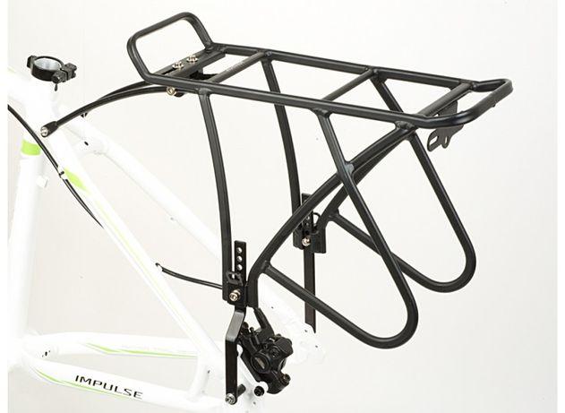 Велобагажник Author ACR-50-Alu, Багажник для велосипеда