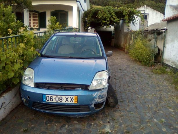 Ford Fiesta 1.25 para peças