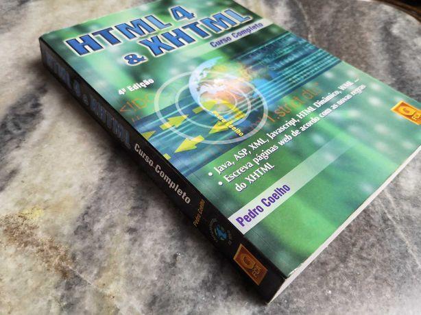 HTML 4 & XHTML - Curso Completo - FCA [Portes Incluídos]