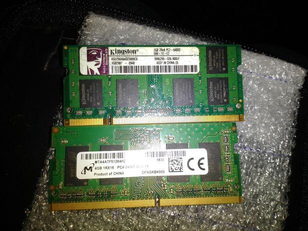 Память для ноутбука Sodimm ddr4 4 gb