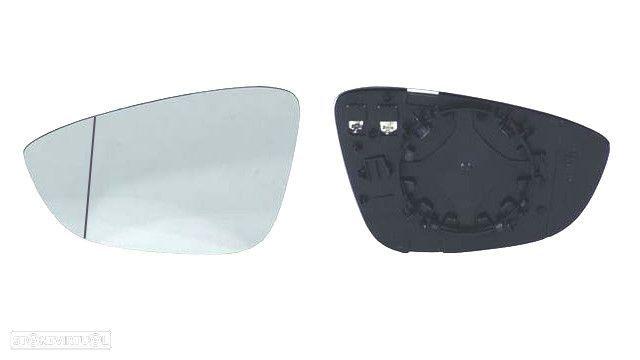 Vidro Espelho Direito Asferico Termico Volkswagen Eos | 11-15, Jetta |