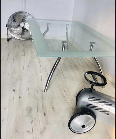 Stół szklany nowoczesny