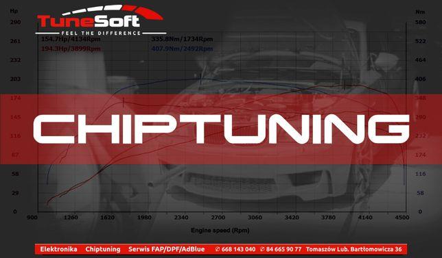 Chiptuning Chip tuning - Samochody osobowe - dostawcze , HAMOWNIA