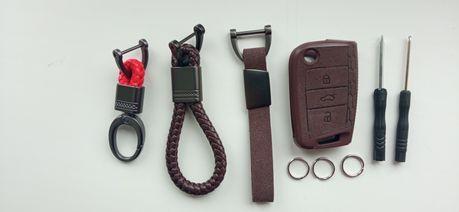 Чехол,брелки-ремешки для автомобильного ключа