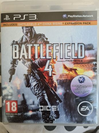 BATTLEFIELD 4 PlayStation 3 ps3