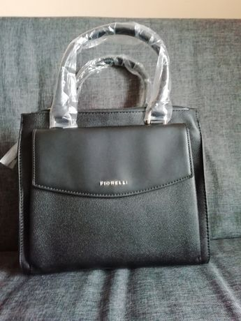 Nowa torebka Fiorelli czarna cudna!