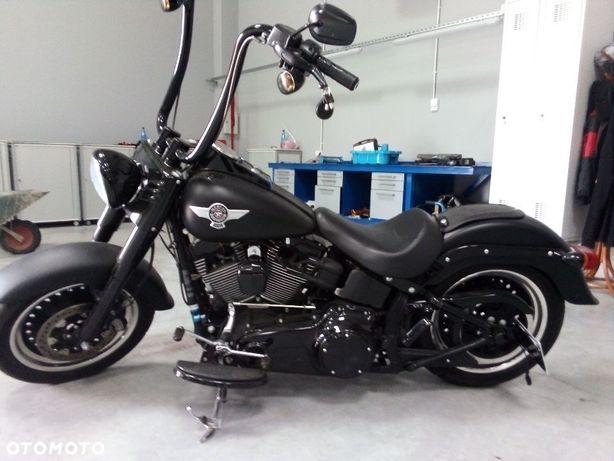 Harley-Davidson Fat Boy Harley Davidson FAT BOY stan ideał !!!
