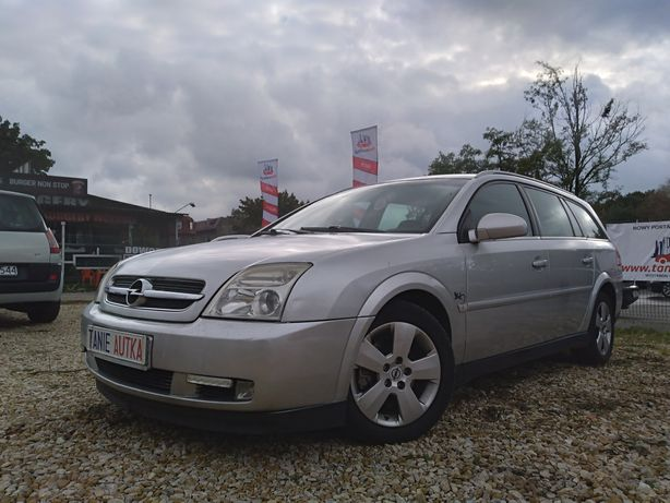 Opel Vectra 1.9 diesel 2005 // skóra // alufelga // automat // zamiana