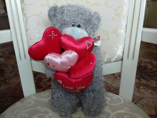 ИЗУМИТЕЛЬНЫЙ БОЛЬШОЙ Мишка Тедди Teddy Me to you подарок медведь