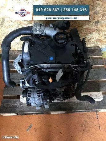 Motor VW Polo / Seat Ibiza IV / Skoda 1.4 TDI 75cv Ref: AMF