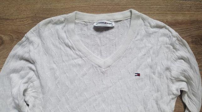 Tommy Hilfiger - sliczny sweterek- xl