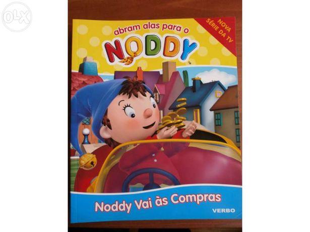2 Livros de Noddy