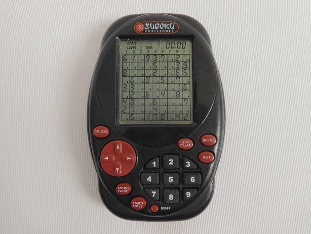 SUDOKU Challenger gra elektroniczna