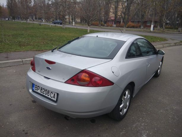 Ford Cougar 2.5 duratec