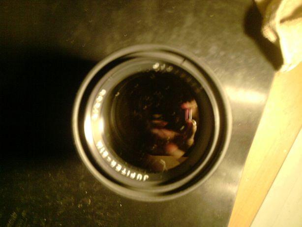biektyw / Teleobiektyw Jupiter 21M 4/200 + pokrowiec tuba