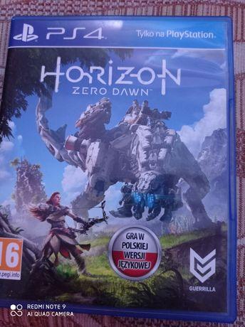 Horizon zero down PS4 PL