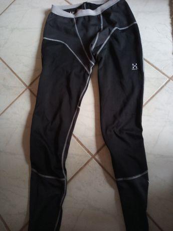 Spodnie odzież termoaktywna termoaktywne haglofs
