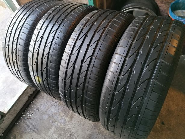 235/55r17 шины бу Bridgestone