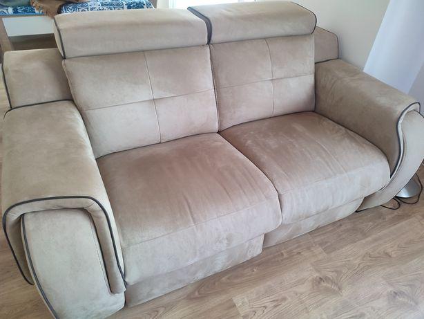 Conjunto sofas relax