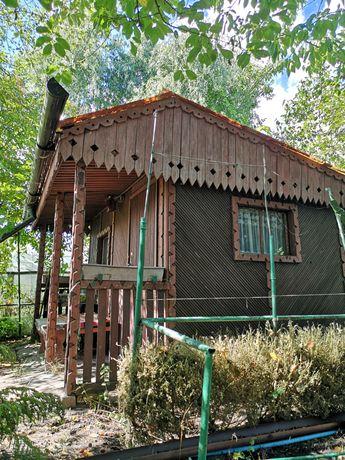 Aktualne - ROD Krzekowo - działka z domkiem drewnianym i szklarnią