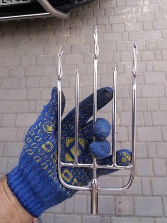 Гарпун пятизуб тризуб двузуб подводная охота изделия под заказ