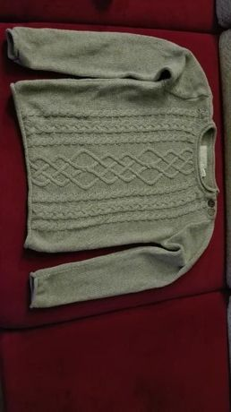 sweter H&M dziewczynka 134-140